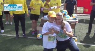 Закрытие фестиваля » Открытой школы развлекательного футбола»-2017