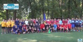 Турнир по футболу ко Дню Национальной Армии РМ