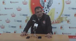 Штефан Стойка: «Надеюсь, в следующих матчах «Заря» покажет себя как более сильная команда»