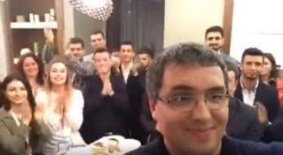 Встреча с молодежной организацией в Сочи