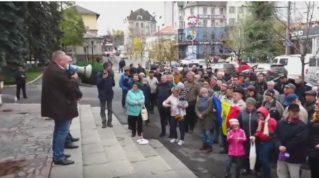 LIVE! Митинг протеста: Требуем привлечения к ответственности Плахотнюка!