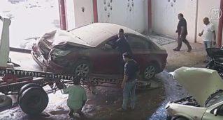 Кризис в Египте заставляет покупать разбитые машины