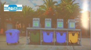 Проект будущего по благоустройству мест для сбора мусора