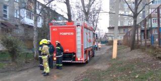 В Бельцах, 15 декабря, эвакуировали жильцов дома, в котором возможно находится бомба