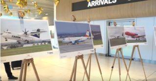 Самолеты глазами молдавских и иностранных фотографов